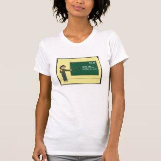 prof dink - womens T-Shirt