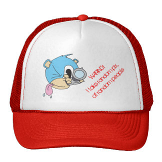 Prof Poosling, Flash Photographer Trucker Hat