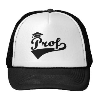 Prof Trucker Hat