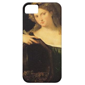 Profane Love by Titian iPhone SE/5/5s Case