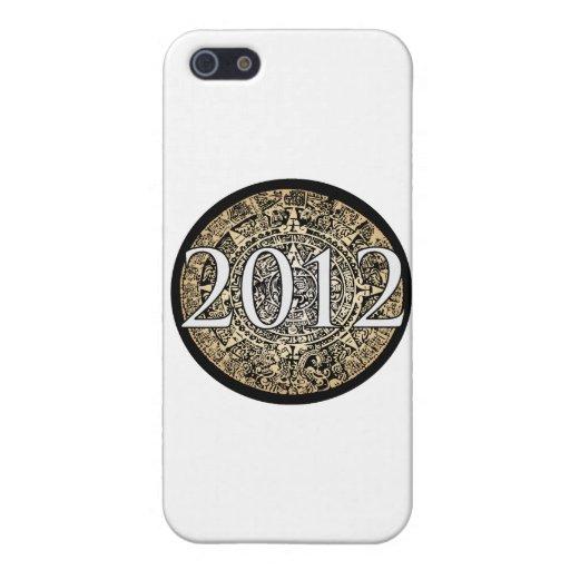 Profecía 2012 iPhone 5 fundas
