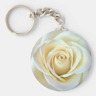 Profecía del llavero del rosa blanco de las herman