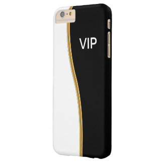Profesional con clase VIP Funda De iPhone 6 Plus Barely There