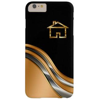 Profesional de las propiedades inmobiliarias funda barely there iPhone 6 plus