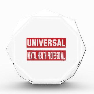 Profesional de salud mental universal