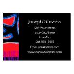 Profesional del ~ de la pintada tarjeta de visita