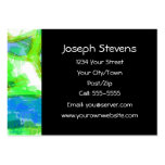 Profesional del ~ de la pintada tarjetas de visita