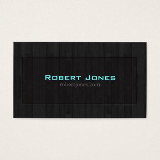 Profesional moderno tarjetas de visita