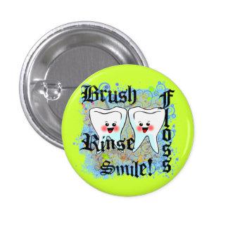 Profesionales dentales de los dentistas pin