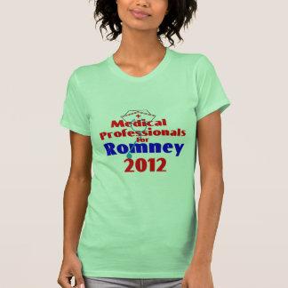 PROFESIONALES MÉDICOS de Romney Camisetas