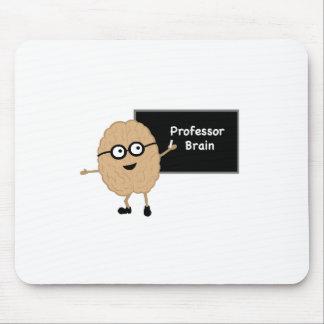Profesor Brain Alfombrilla De Ratón