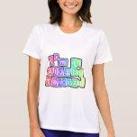Profesor brillante de la álgebra de los colores camisetas