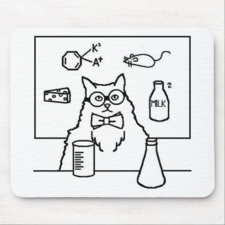 Profesor Cat Mousepad