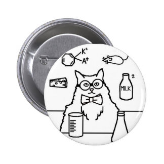 Profesor Cat Pins
