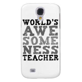 Profesor de Awesomeness del mundo
