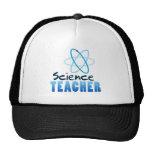 Profesor de ciencias gorro de camionero