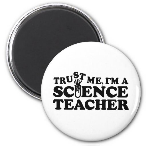 Profesor de ciencias iman