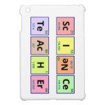 Profesor de ciencias iPad mini carcasas