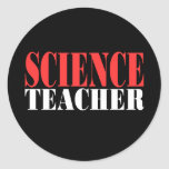 Profesor de ciencias, nuevo camisetas negro etiquetas