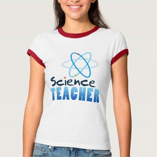 Profesor de ciencias polera
