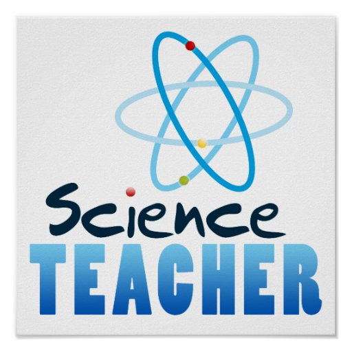 Profesor de ciencias posters