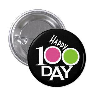 Profesor de escuela botón de 100 días - SRF Pins