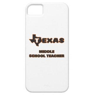 Profesor de escuela secundaria de Tejas iPhone 5 Carcasas