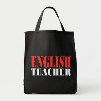 Profesor de inglés bolsa
