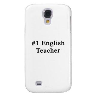 Profesor de inglés del número 1