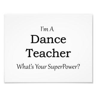 Profesor de la danza fotografías