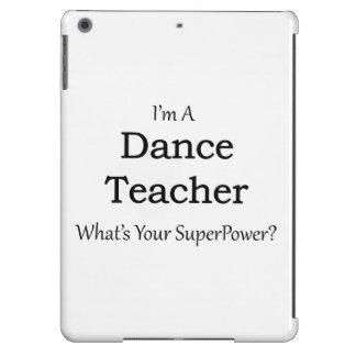 Profesor de la danza funda para iPad air