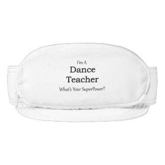 Profesor de la danza visera