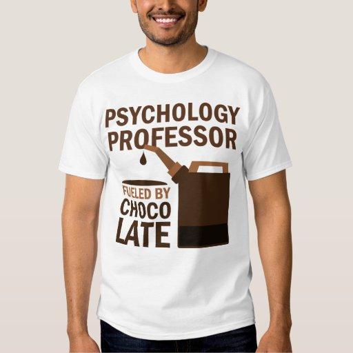 Profesor de la psicología regalo (divertido) playera
