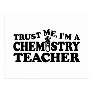 Profesor de la química postal