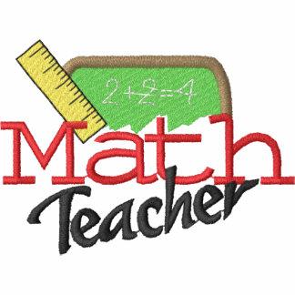Profesor de matemáticas camiseta polo