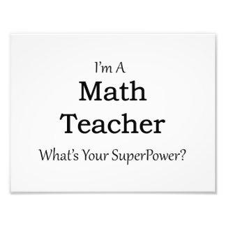Profesor de matemáticas fotografías