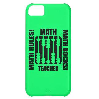profesor de matemáticas fresco funda para iPhone 5C