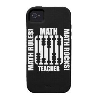 profesor de matemáticas fresco iPhone 4/4S carcasa