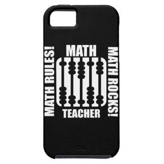profesor de matemáticas fresco iPhone 5 funda