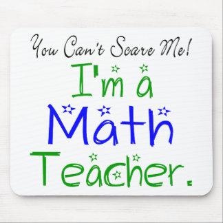 Profesor de matemáticas Mousepad