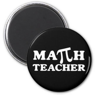 Profesor de matemáticas pi imanes para frigoríficos
