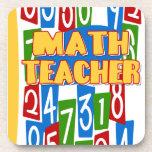 Profesor de matemáticas posavaso