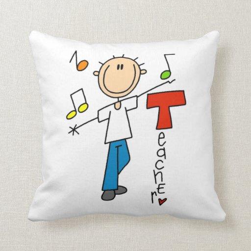 Profesor de música almohadas
