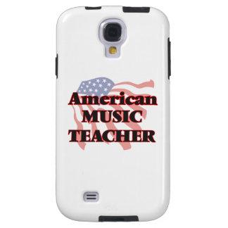 Profesor de música americano funda para galaxy s4