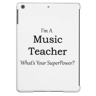 Profesor de música funda para iPad air