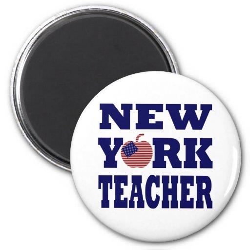 Profesor de Nueva York (Apple grande) Iman De Nevera