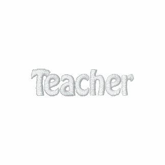 Profesor de Twinty Foor 7ven/School Chaqueta Bordada De Entrenamiento