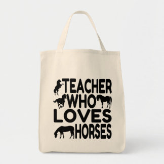 Profesor del amante del caballo