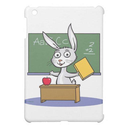 Profesor del conejo de conejito