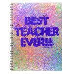 ¡Profesor del cuaderno el mejor nunca!!!